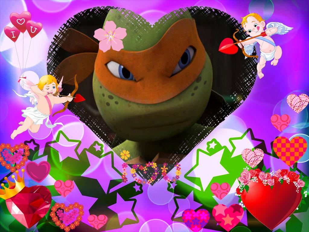 I Love Mikey Tmnt 2012 Fan Art 36332768 Fanpop