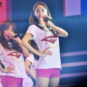 Yoona on Stage ^^