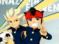 Axel & Mark - inazuma-eleven photo