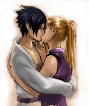 Ino and Sasuke