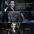 Jace and Clary ☜ - jace-and-clary photo