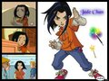 Jade collage - jackie-chan-adventures fan art