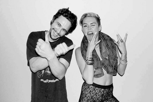 James Franco Hintergrund titled james franco and miley cyrus