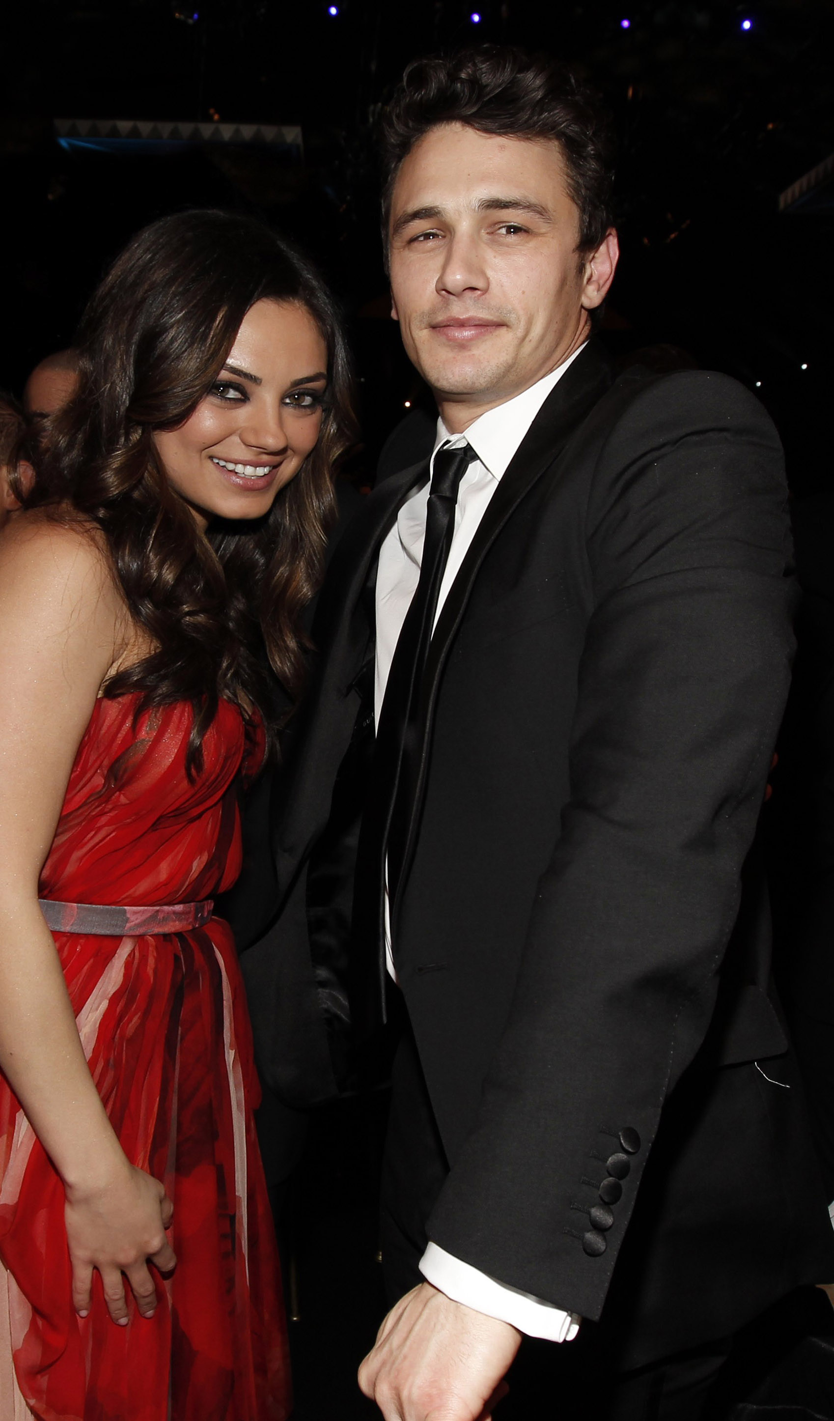 Mila Kunis james franco