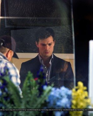 50 Shades of Grey 4th December Filming