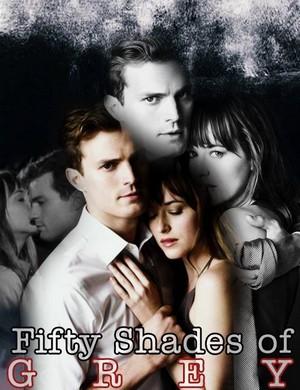 Jamie and Dakota,Fifty Shades of Grey fan art