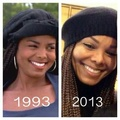 Janet, Then And Now - janet-jackson photo