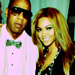 bey and jay - jay-z icon