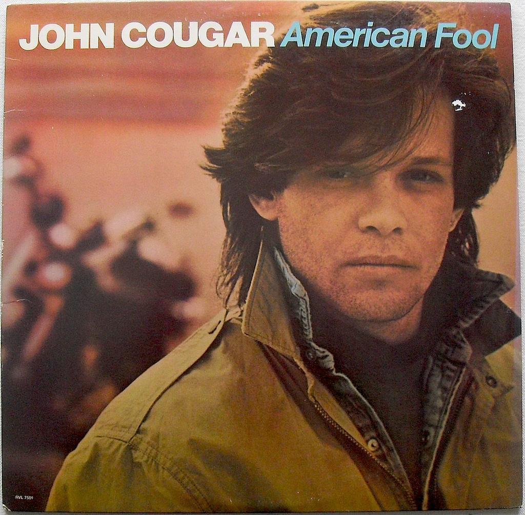 John Cougar Mellencamp turnédatoer