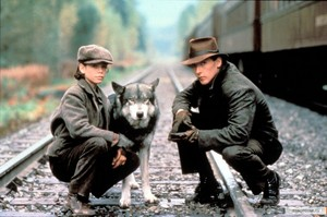 John Cusack in The Journey of Natty Gann