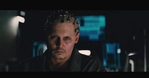 Johnny at Transcendence 2014 Trailer