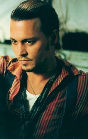 Mr. Depp is Deeply Handsome