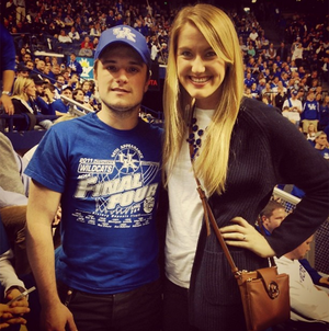 Josh at the UK Game