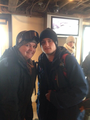 Josh with a fan at Snowshoe - josh-hutcherson photo