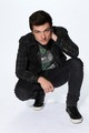 Josh Hutcherson by Mary Ellen Matthews for SNL on November 21, 2013 - josh-hutcherson photo