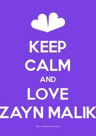 I love Zayn