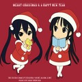 K-ON Christmas - ho-kago-tea-time photo