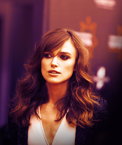 Keira Knightley wallpaper probably containing attractiveness and a portrait called Keira Knightley
