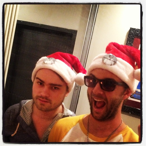 Merry Weihnachten from Keith and Dave
