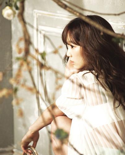 Kim Taeyeon wallpaper entitled Taeyeon Ceci