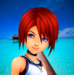 Kairi Icon - kingdom-hearts icon