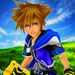 Sora Blue Outfit - kingdom-hearts icon