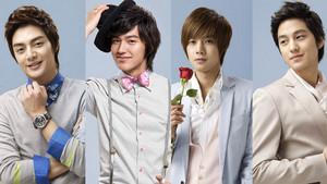 boys over 花