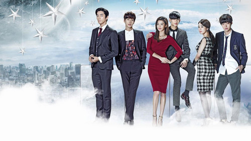Korean Dramas karatasi la kupamba ukuta probably with a kisima, chemchemi titled My upendo from another nyota