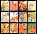 Naruto and Kurama's 2013 Calendar