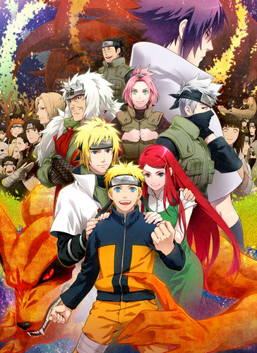 sienna miller wallpaper probably containing animê entitled naruto Shippuden