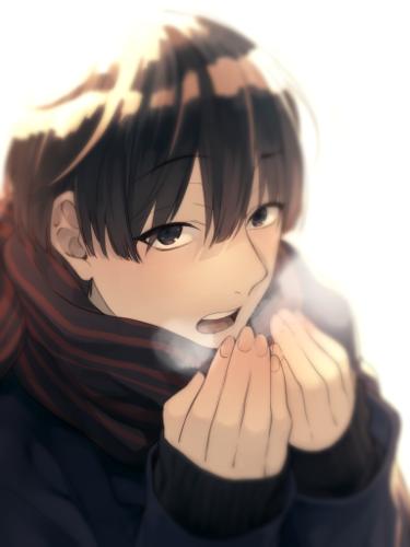 Kyoukai no Kanata achtergrond titled Hiroomi Nase