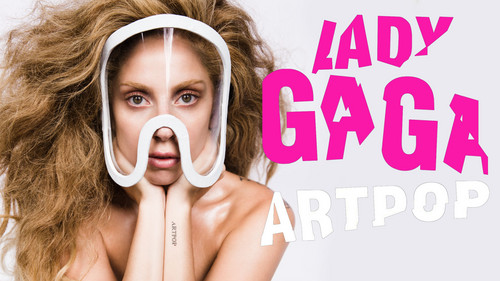 Lady Gaga fond d'écran possibly containing a portrait titled Lady GaGa Artpop