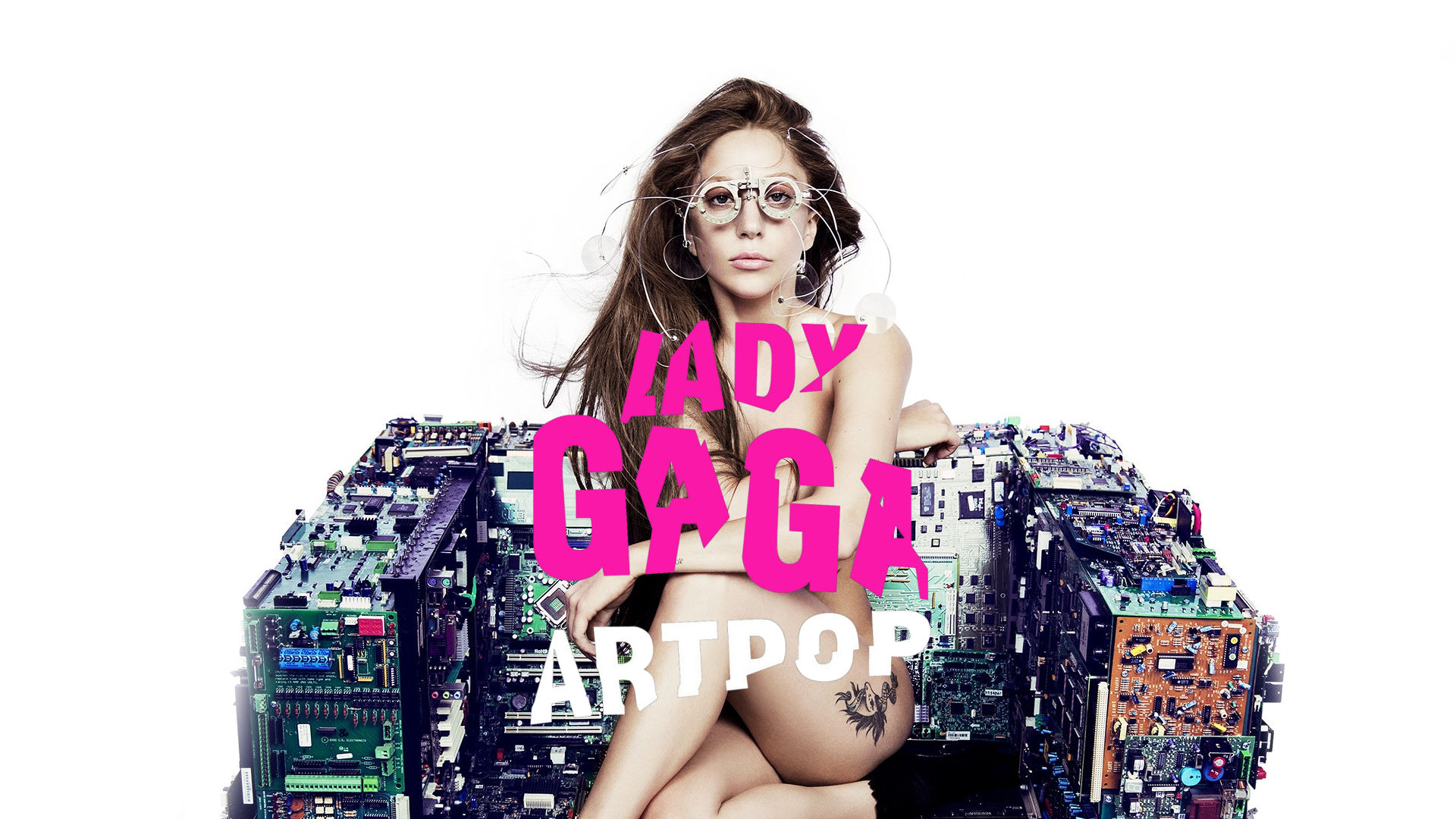 DOWNLOAD ALBUM Lady Gaga - ARTPOP Download