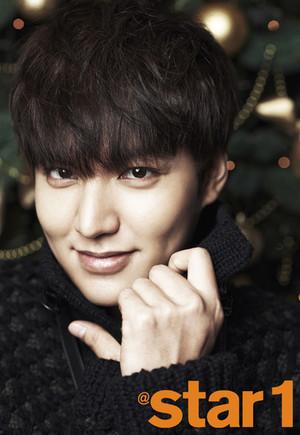 Lee Min Ho - @star1
