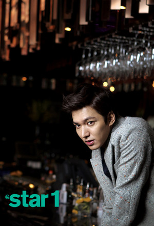Lee Min Ho - @star1