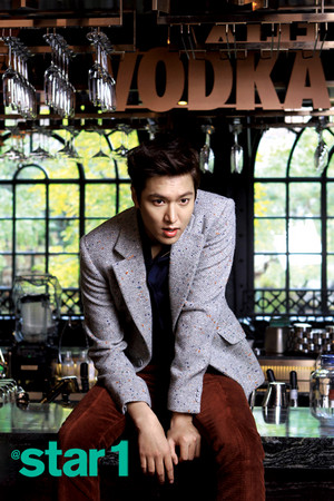 Lee Min Ho - @star1Lee Min Ho - @star1
