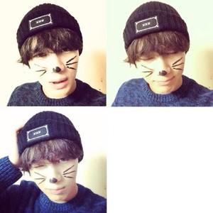 131221 xxxtrenta instagram update - Taemin