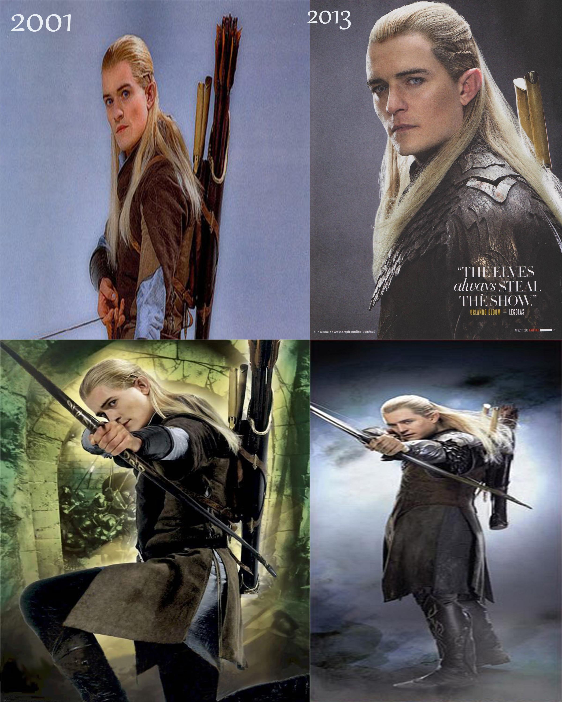 Legolas (Lotr/Hobbit) - Legolas Greenleaf Fan Art ...