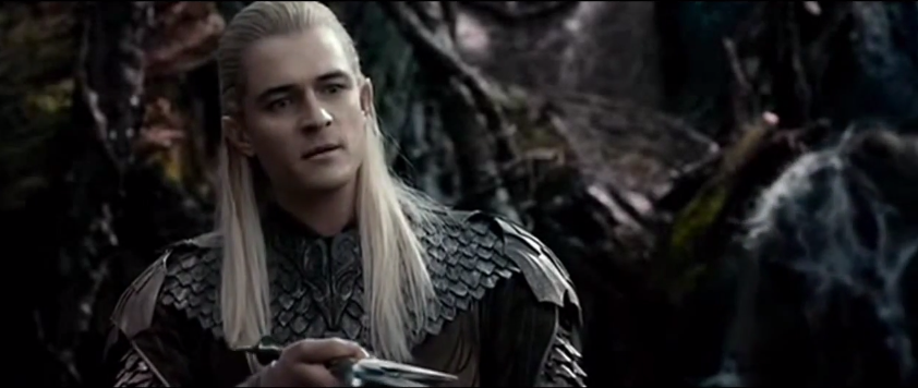 Legolas in The Desolation of Smaug - Legolas Greenleaf ... |The Hobbit The Desolation Of Smaug Legolas