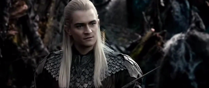 The Hobbit: The Desolation of Smaug - Legolas Greenleaf ... |The Hobbit The Desolation Of Smaug Legolas