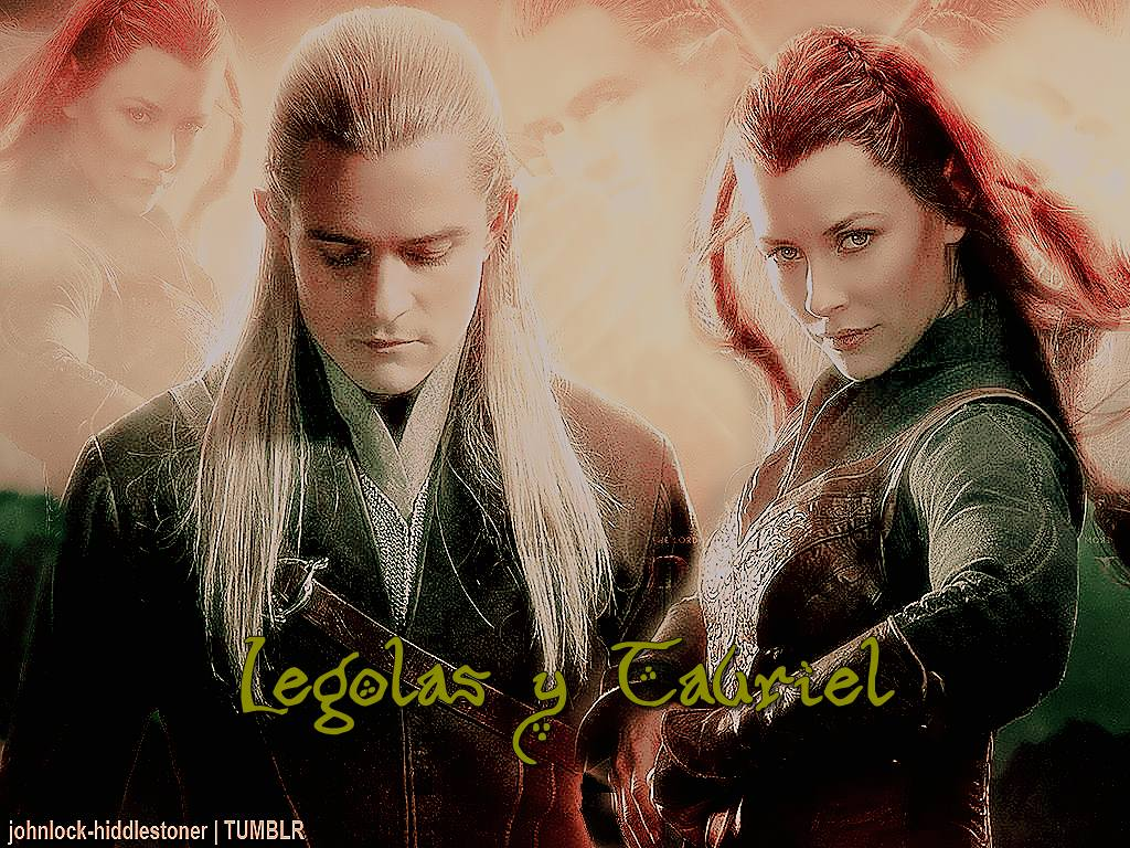 Legolas And Tauriel Images HD Wallpaper Background Photos