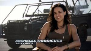 Letty aka Michelle Rodriguez