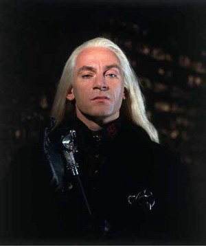 Lucius Malfoy: Harry Potter and the Chamber of Secrets