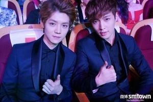 Luhan And Lay