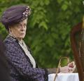 Downton Abbey - maggie-smith photo