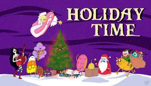 Adventure Time Christmas