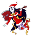 marcy christmas time - marceline photo