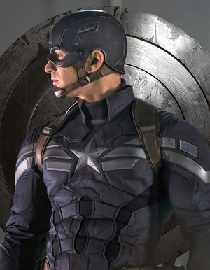 New Pics of Captain America: The Winter Soldier