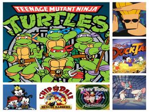 90's kartun