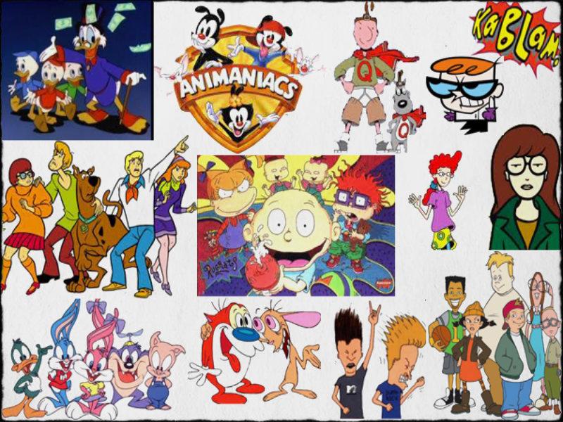 90s cartoons cartoon network